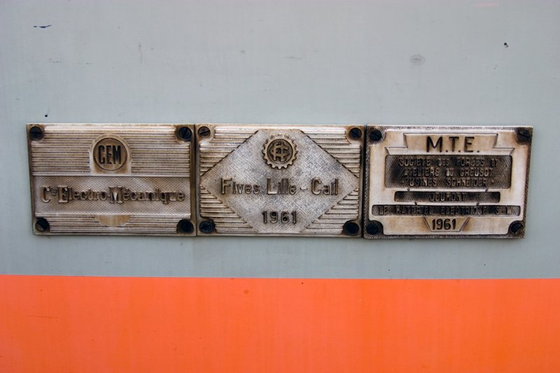 Details of the BB9602s manufacturers.