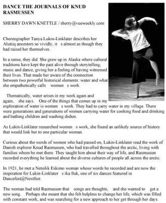 Vue Weekly June 7