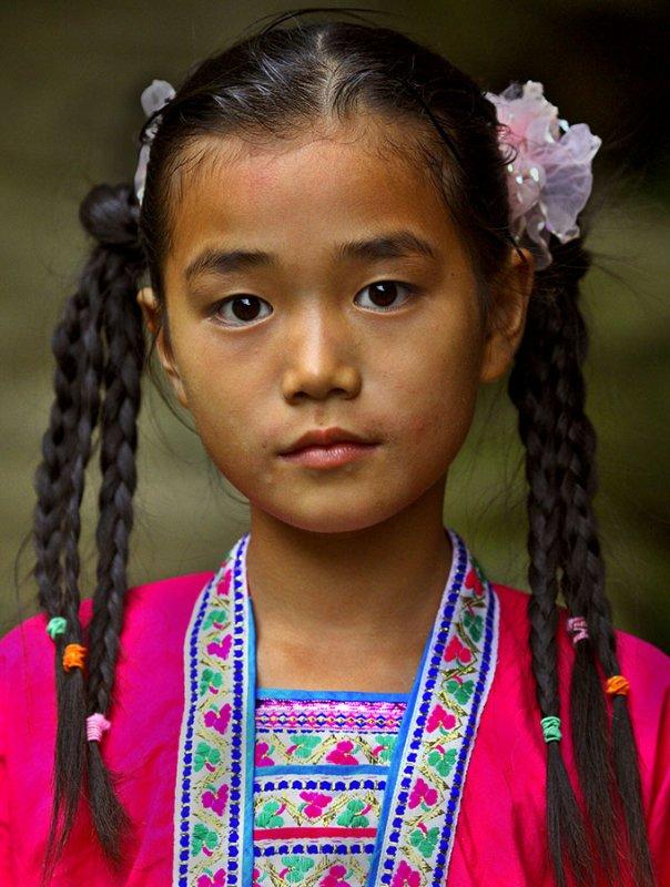 Young Kam girl.