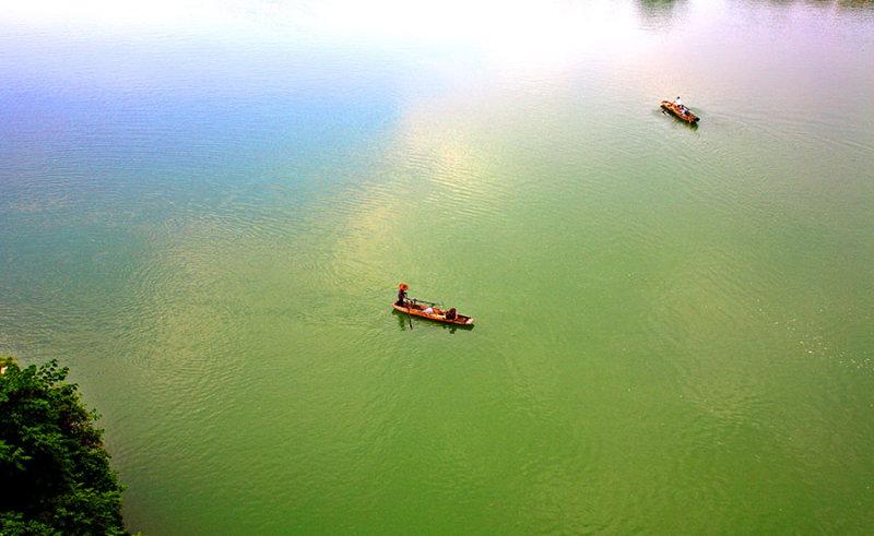 Qingshuijiang River, Jinping County, China