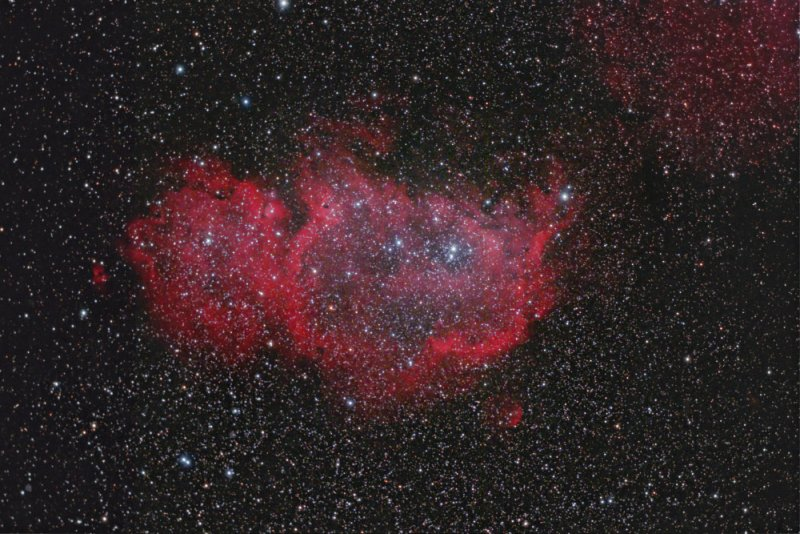 IC1848 in Cassiopeia