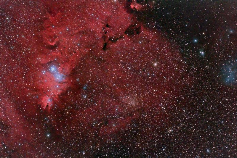 NGC2264 - Cone Nebula in Monoceros