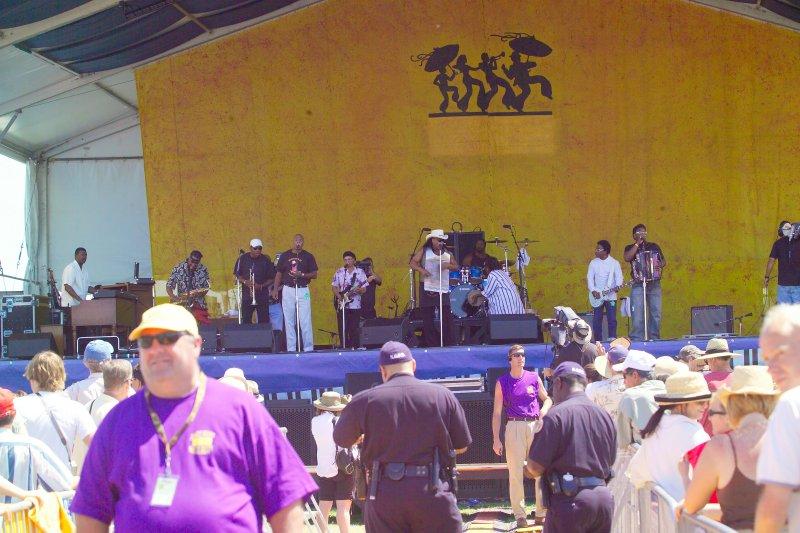 Rockin Dopsie & the Zydeco Twisters 6