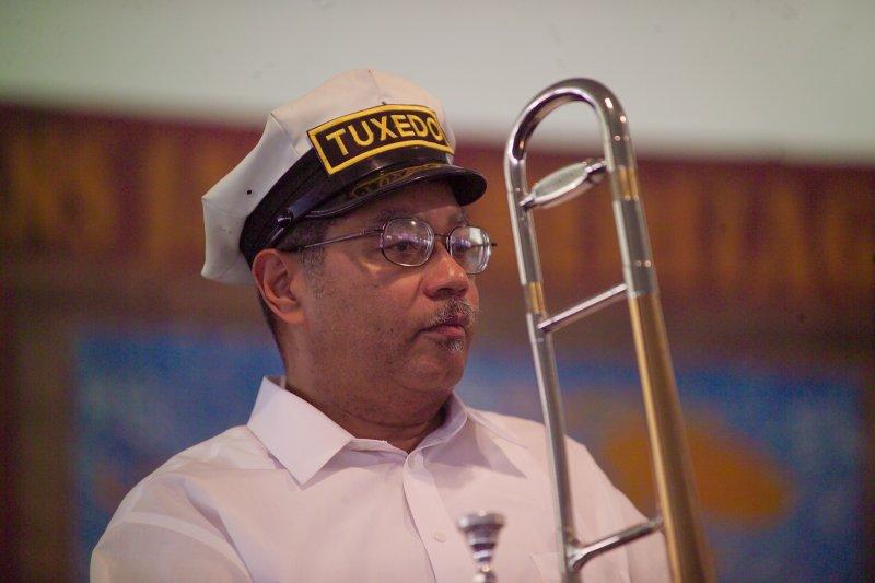 Gregg Staffords Young Tuxedo Brass Band 4