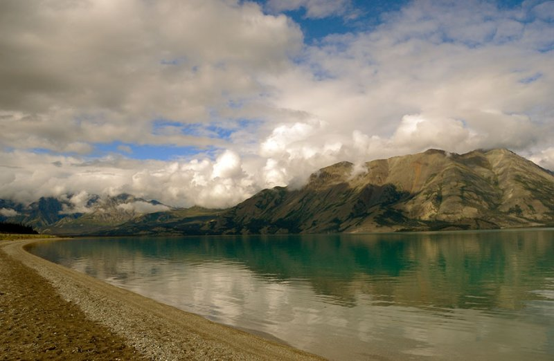 Lake Kluane