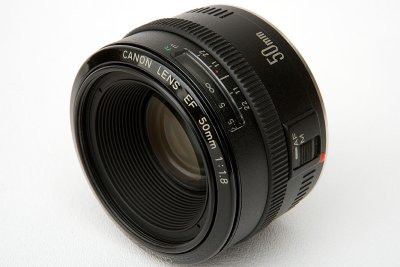 Canon Lens EF 50mm f/1.8