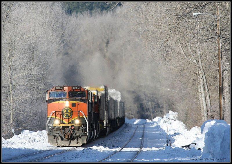 Z-Train @ Merritt