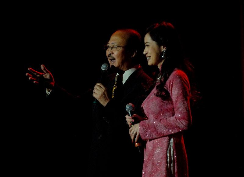 MC Nam Loc & Quynh Huong