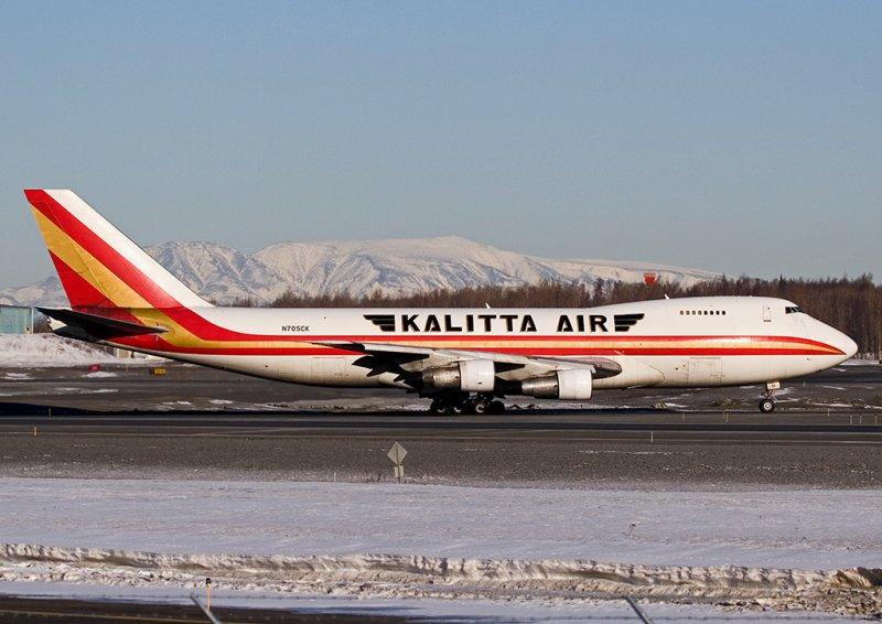 Kalitta Air - B747-200
