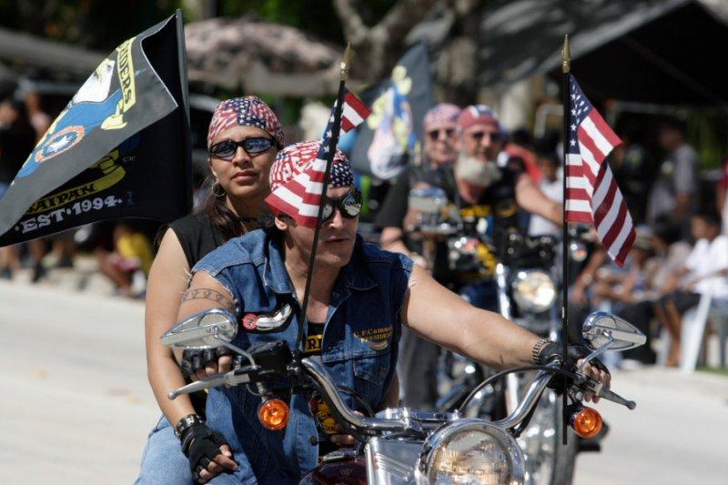 Liberation Day Parade (July 4th)