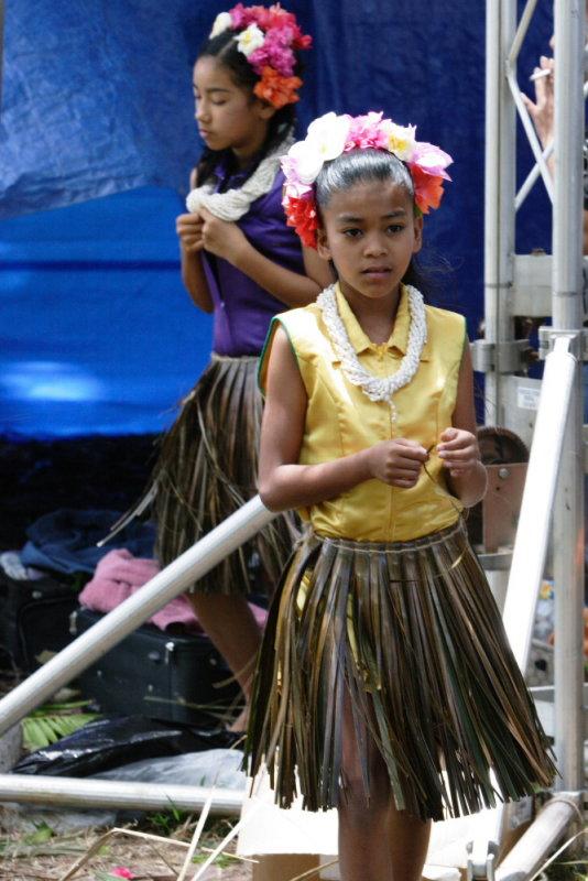 Flame Tree Festival Dancer (nervous)