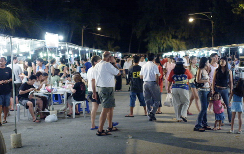 Saipan Night market
