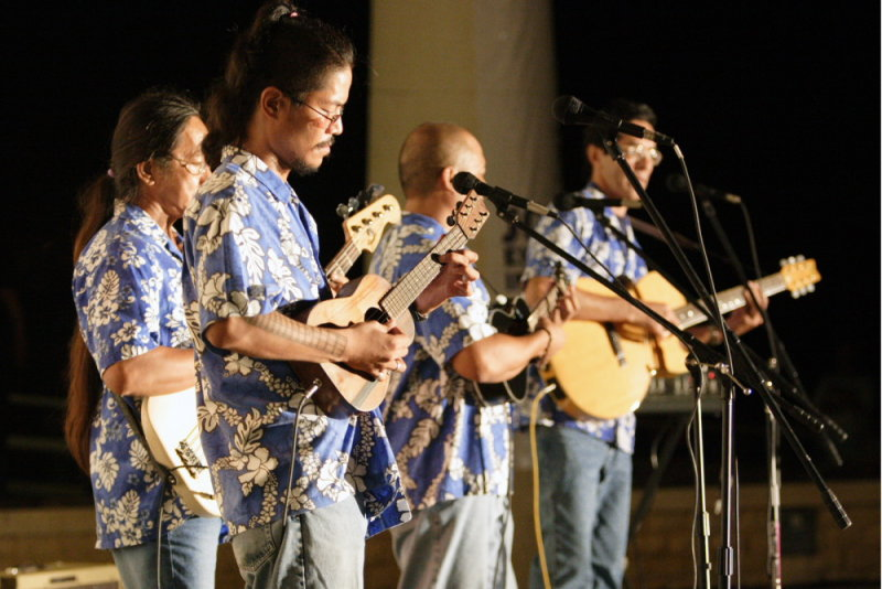 Saipan Local Music