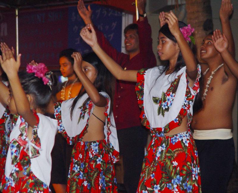 Night Market Dancers