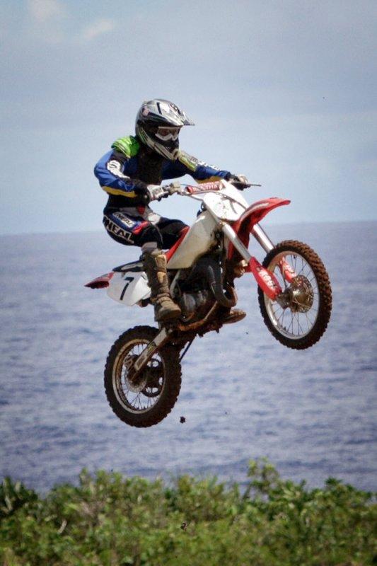 Saipan Motocross at Cowtown