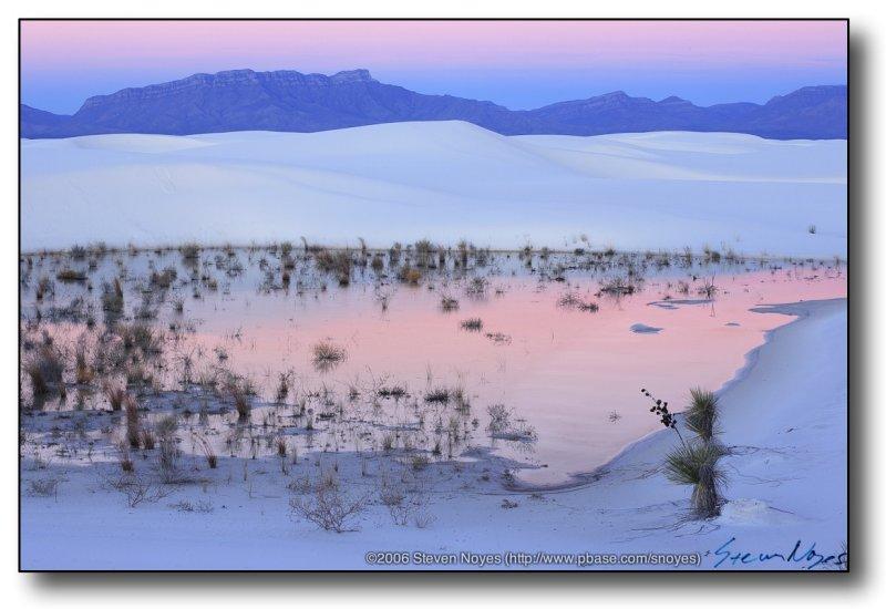 White Sands : Georgasm