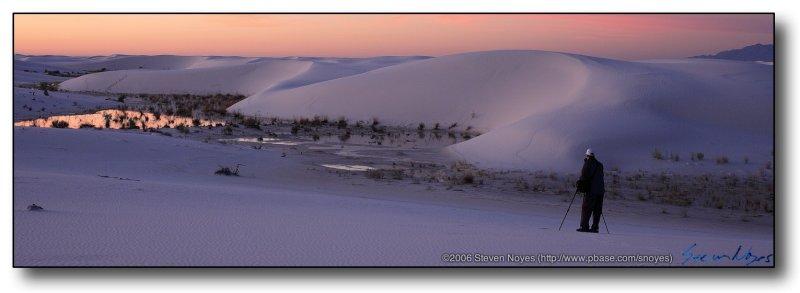 White Sands : Photographers Light