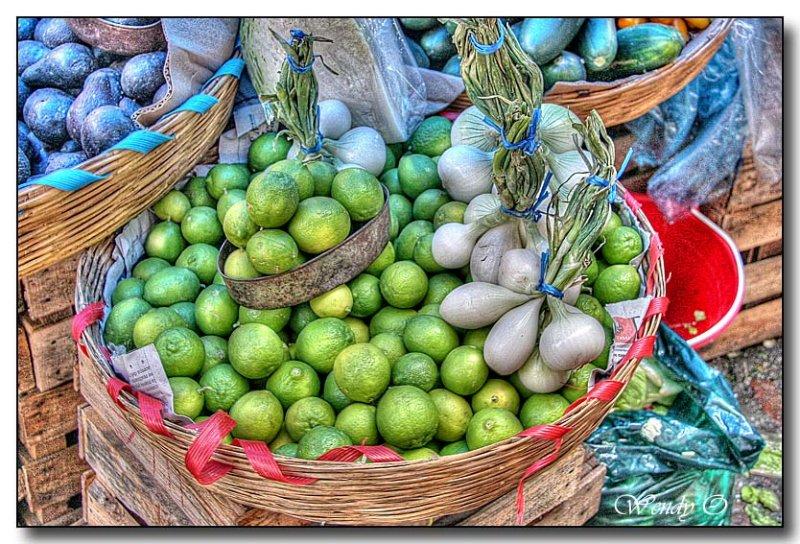 Limes & Onions