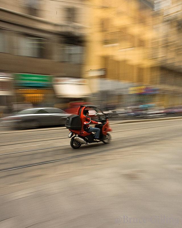 Milano rush