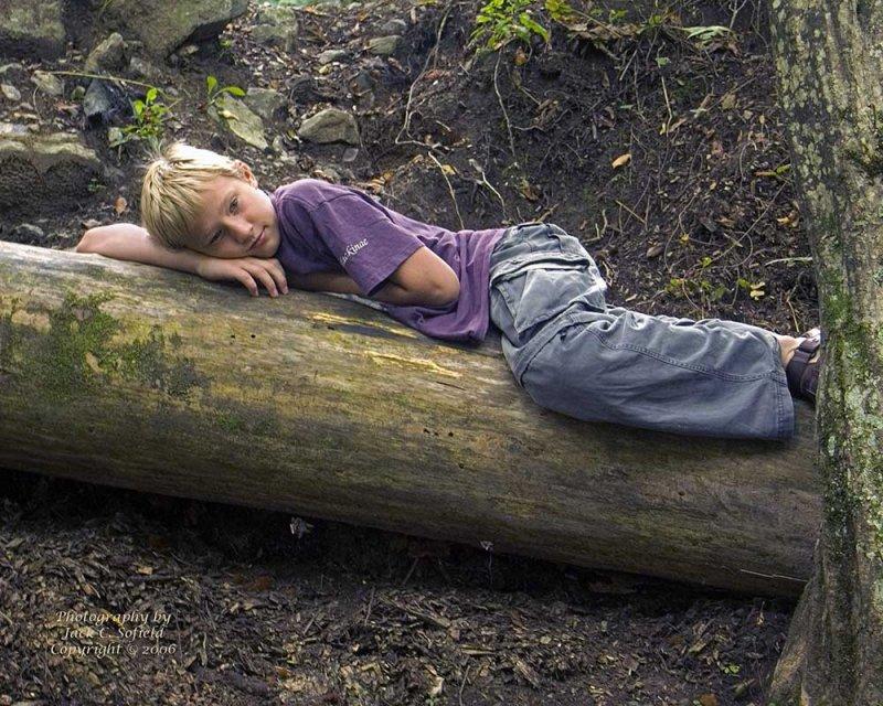 I Slept Like A Log