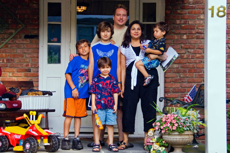 Daren & Family