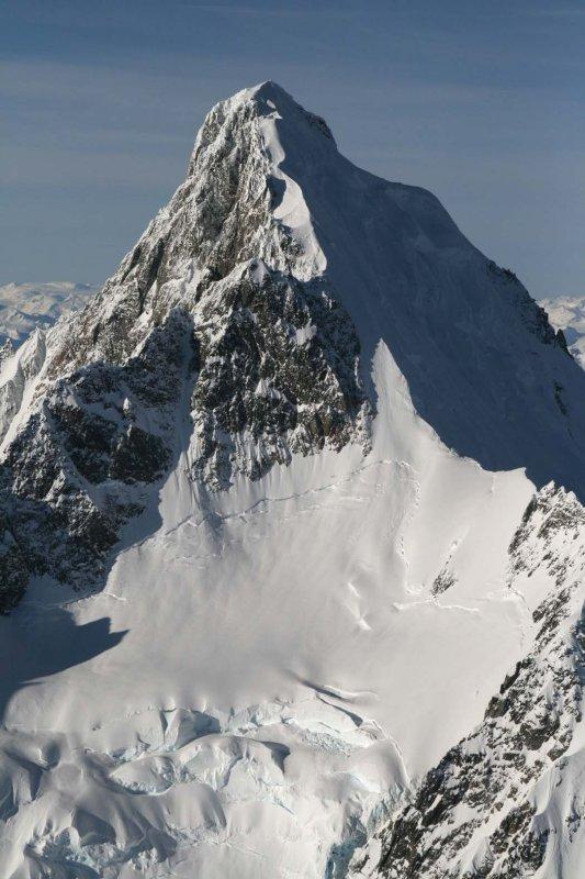 Bell, Upper E Face & NE Ridge<br> (Waddington011207--_1440.jpg)