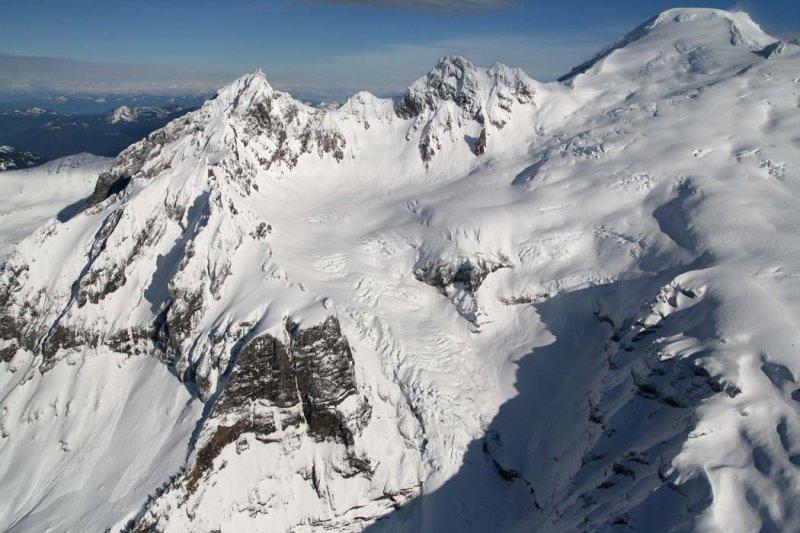 Deming Glacier & Black Buttes <br>(MtBaker021707-_10.jpg)