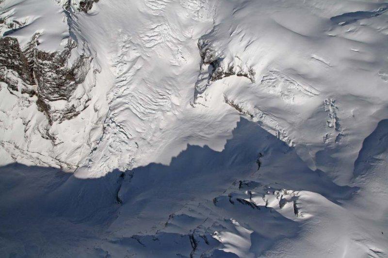 Deming Glacier, Central Icefall <br>(MtBaker021707-_48.jpg)