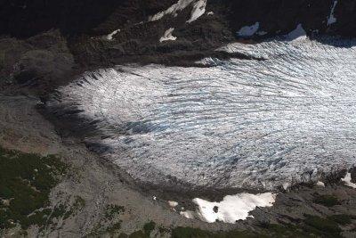 Hoh Glacier Terminus <br>  (ONP092307-139adj.jpg)
