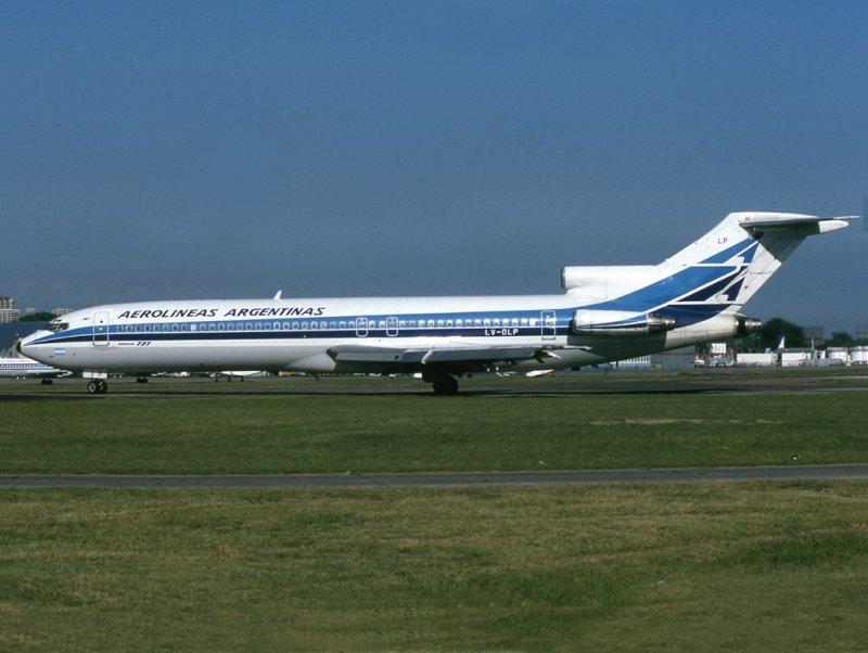 B.727-200 LV-OLP