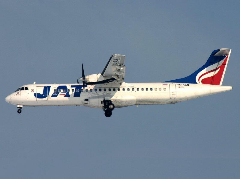 ATR-72 YU-ALN
