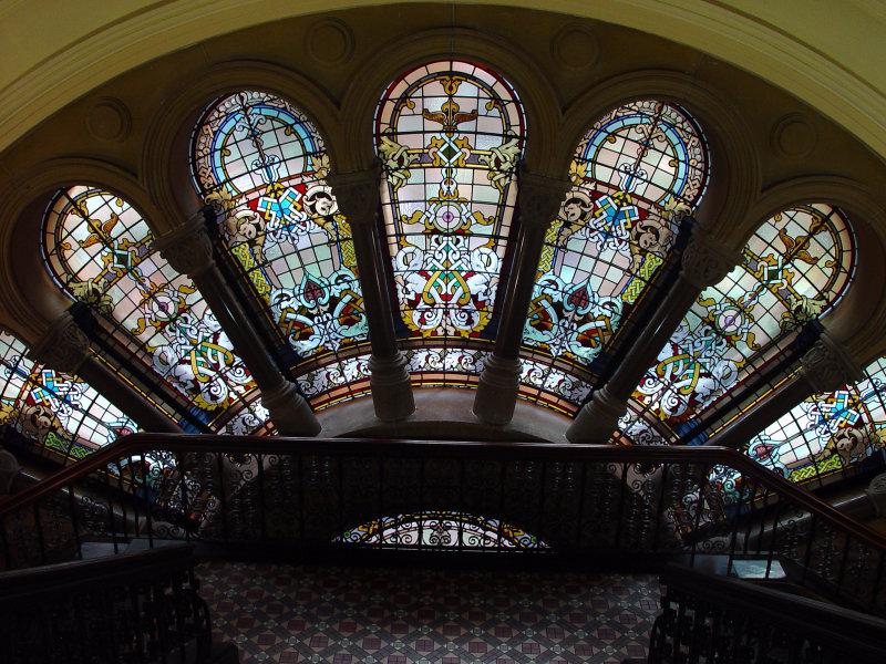 West Stairway of Queen Victoria Building