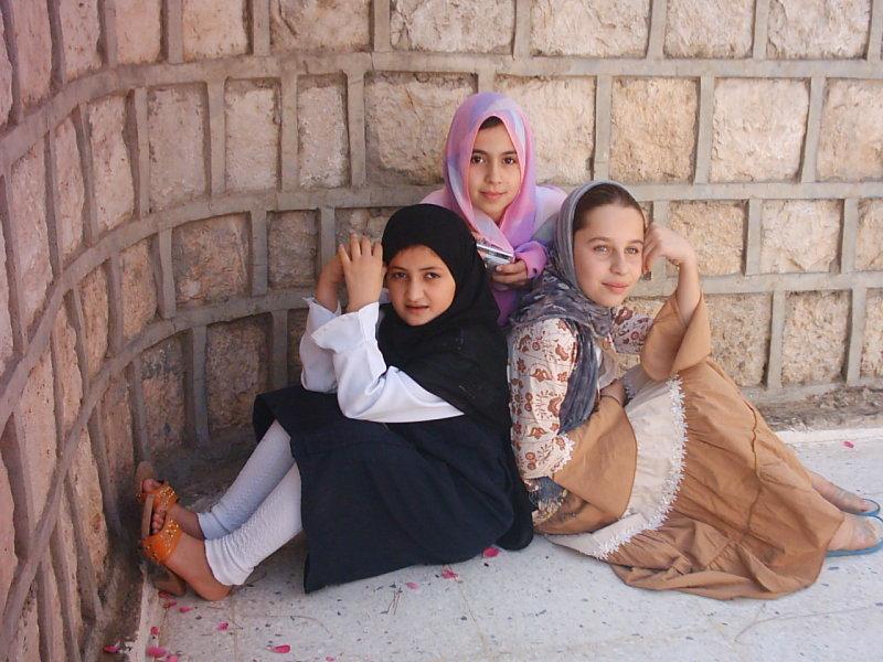 Chinar, Beyda and Shaleen