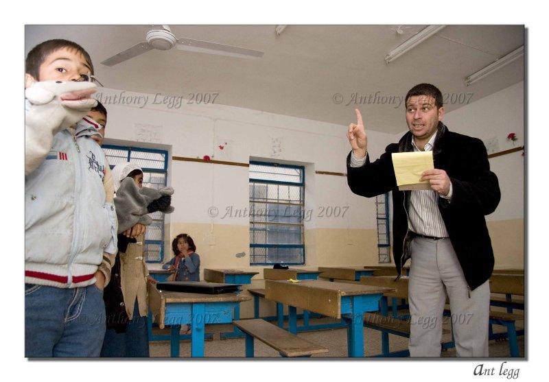 Ahmad - Drama Teacher