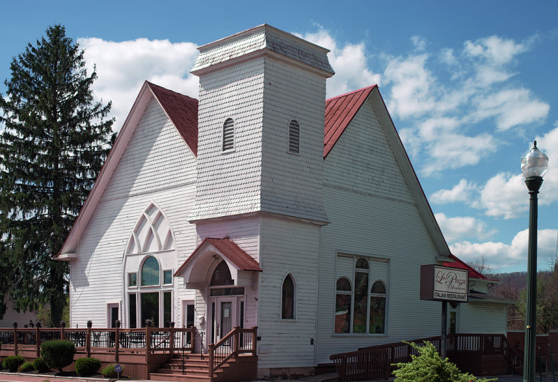 Churches for Restaurants