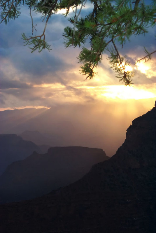 Grand Canyon Sunrise1