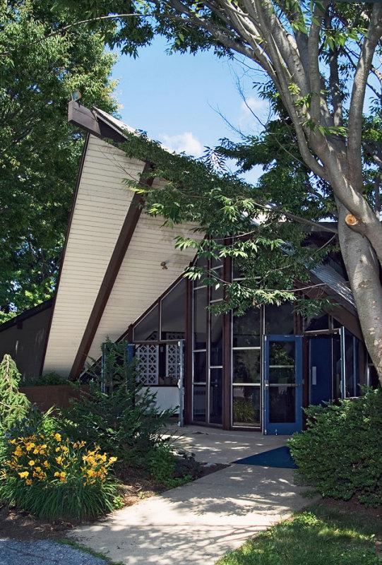 Entrance Unitarian Church