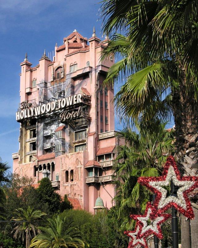 Disneys  holidays at theTower of Terror.jpg