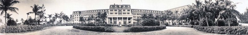 1912 - Henry Flaglers Royal Palm Hotel in Miami