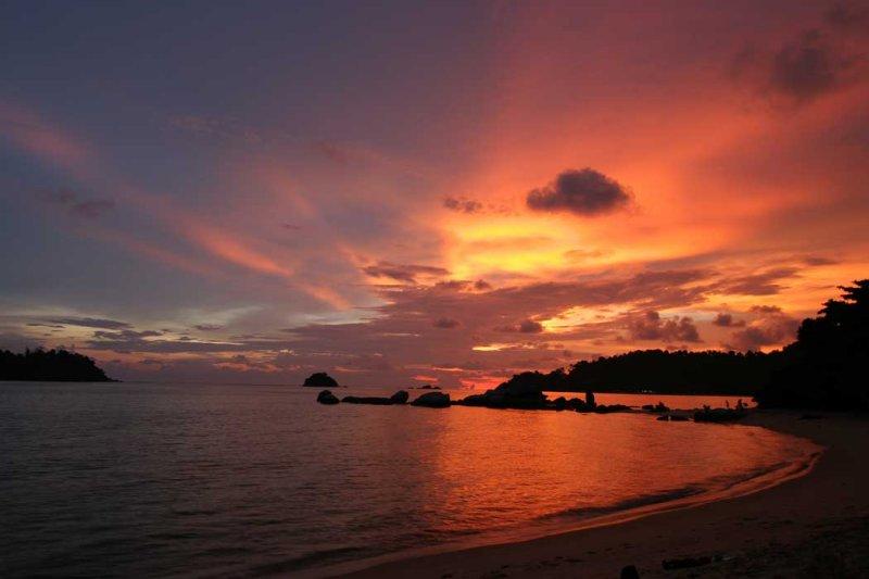 Pangkor Island, Perak.