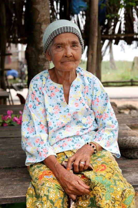 Kelantan village folk