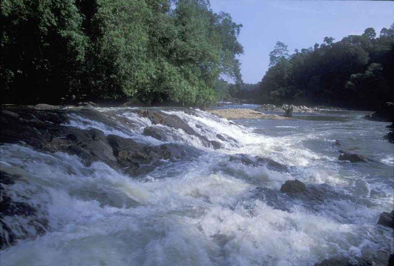 Endau River.