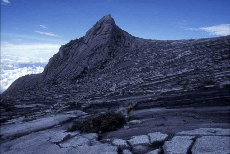 Mt. Kinabalu-South Peak.