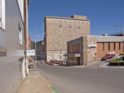 Former West Virginian Hotel