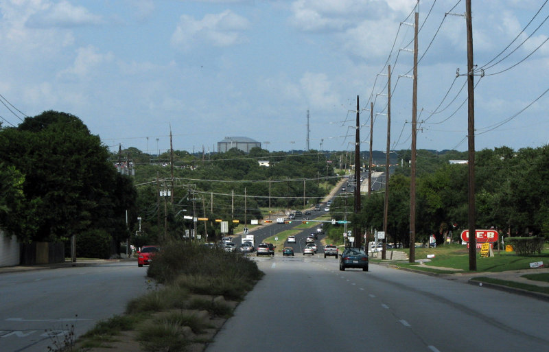 McNiel Road, heading East towards Parmer, Austin, TX