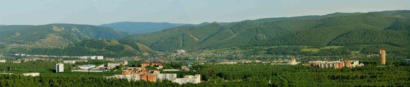 Akademgorodok, Krasnoyarsk