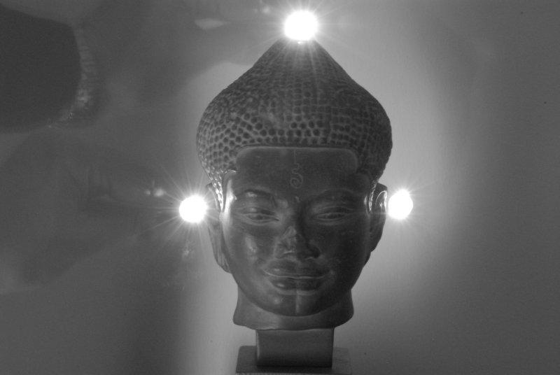 Buddha Enlightened IX