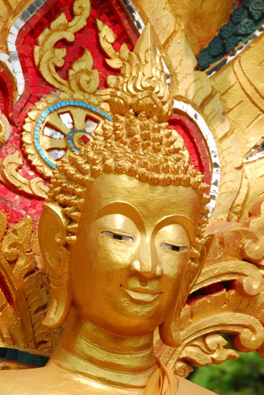 Wat Chanthabouli Buddha