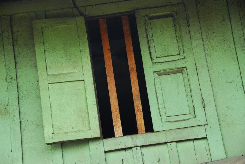 Luang Prabang Green Window