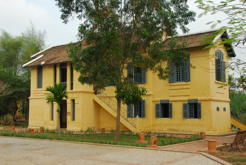 French Colonial House